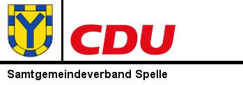 CDU Samtgemeindeverband Spelle